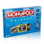 Winning Moves Jeu classique Monopoly Friends en français