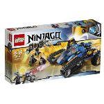 Lego 70723 - Ninjago : Le tout-terrain de combat 2 en 1