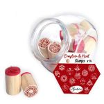 Aladine Kit Stampo Bocal - Comptoir de Noël - 14