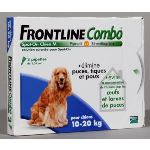 Frontline Combo Spot-On Chien M 10-20 kg - Soin antiparasitaire