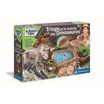 Clementoni Triops et le monde des dinosaures