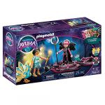 Playmobil 70803 - Crystal Fairy et Bat Fairy avec animaux