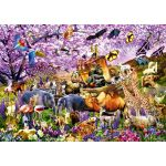 Bluebird Puzzle Puzzle Two By Two at Noah's Ark