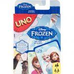 Mattel Uno La Reine des Neiges