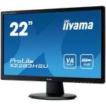 "iiyama ProLite X2283HSU-B1DP - Moniteur LED 22"""