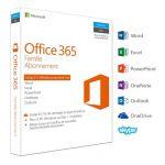 Office 365 Famille pour Windows
