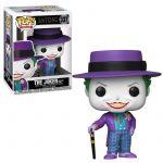 Funko Figurine Pop! Joker Avec Chapeau - Batman 1989 - DC Comics