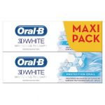 Oral-B Dentifrice 3D White therapy protection email