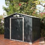 Abri De Jardin Metal 4m2 Comparer 319 Offres