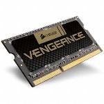 Corsair CMSX8GX3M1A1600C10 - Barrette mémoire Vengeance 8 Go DDR3 1600 MHz CL10 204 broches