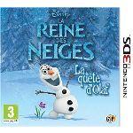 Frozen : La Reine des Neiges - La Quête d'Olaf sur 3DS