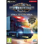 American Truck Simulator - California Starter Pack sur PC