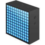 Divoom TimeBox Mini - Radio réveil FM tuner RGB Pixel LED