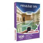 Dakota Box Privilège spa - Coffret cadeau 1330 soins