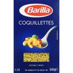 Barilla Coquillettes n°32, pâtes alimentaires - Le paquet de 500g