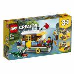 Lego 31093 Creator - La péniche au bord du fleuve