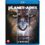 La Planète des Singes : War for Planet of the Apes - Coffret Trilogie
