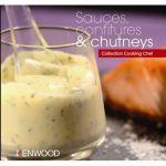 Kenwood Livre de cuisine Sauces, confitures et chutneys