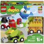 Lego DUPLO Mes 1ers Pas - Mes premiers véhicules - 10886