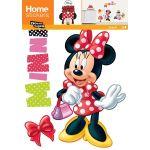 Stickers Minnie fashion Disney (49 x 69.5 cm)
