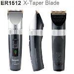 Panasonic ER1512 - Tondeuse à cheveux professionnelle rechargeable avec ou sans fil