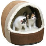 Kerbl Grotte Tipi Amy pour chien et chat - 35x33x32cm