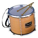 Reig Musicales 732 - Grand tambour métallisé Sounder