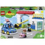 Lego DUPLO Ma Ville - Le commissariat de police - 10902