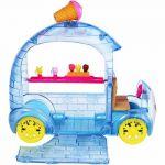 Mattel Enchantimals - Le camion de glace de Mr Pingouin
