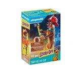 Playmobil Scooby-Doo ! 70712 Scooby-Doo Pompier
