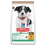 Hill's Croquettes sans céréales pour chiot petites et moyennes races au poulet - Sac 14 kg