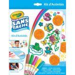 Crayola KIT D'ACTIVITES COLOR WONDER