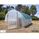 Richel Kit d'ombrage pour serres longueur 4.50 m