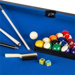 OneConcept Leeds - Table de billard 8""