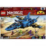 Lego Ninjago Nouveauté 2019 Le supersonic de Jay 70668