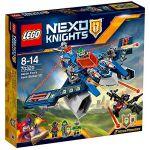 Lego Nexo Knights 70320 - L'aero Striker V2 D'aaron Fox