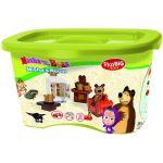 Big PlayBig Bloxx Masha et Michka : La chambre de Michka l'ours