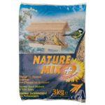 Nature Mix+ Mélange de graines Pour oiseaux de la nature 3kg