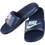 Nike Claquette Benassi - Bleu - Taille 46 - Homme