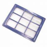 Vhbw Filtre Hepa pour aspirateur, remplace Nilfisk 107409854, Elite H14 filtre Hepa