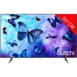 Samsung QE82Q6FNATXX - Téléviseur QLED 208 cm UHD 4K Smart TV