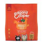 Edgard & Cooper Succulent Poulet croquettes sans céréales pour chat adulte 1,75 kg