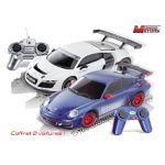 Mondo Coffret 2 voitures radiocommandées Audi R8 et Porsche
