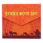 Half Moon Bay Set de notes autocollantes Disney The Lion King