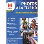 Vos Photos à la Télé HD pour Windows