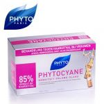 Phyto Paris Phytocyane - Traitement anti-chute femme x12 ampoules