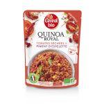 Céréal bio Quinoa royal tomat piment 220g bio