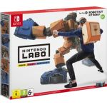 Labo Kit Toy-Con 02 Robot - Kit jeu + support sur Switch