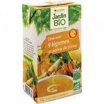Jardin Bio Velouté douceur 9 legumes 1l