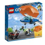 Lego City 60208 - L'arrestation en parachute